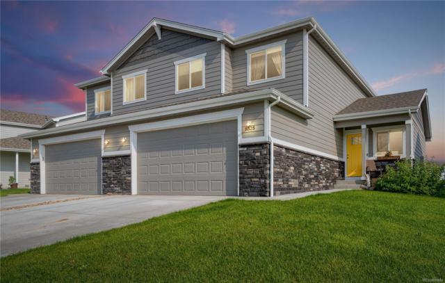 6325 Noble Street, Evans, CO 80634 (#4324834) :: The Peak Properties Group