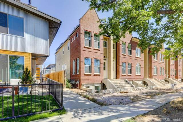 1316 Quitman Street, Denver, CO 80204 (#4325023) :: Bring Home Denver with Keller Williams Downtown Realty LLC