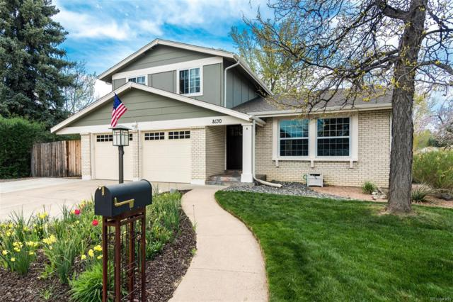 8690 W 78th Place, Arvada, CO 80005 (#4325191) :: The Peak Properties Group