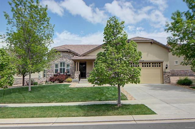 4169 Centennial Drive, Broomfield, CO 80023 (#4325354) :: The Pete Cook Home Group