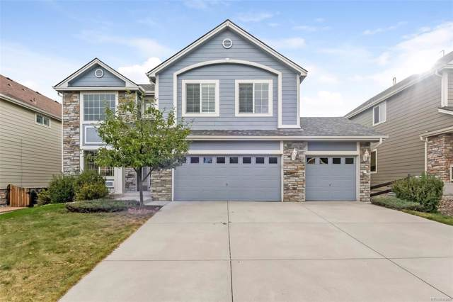 12108 Rockdale Street, Parker, CO 80138 (#4325570) :: The Healey Group
