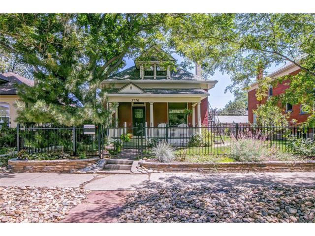 3776 Newton Street, Denver, CO 80211 (#4326493) :: Thrive Real Estate Group