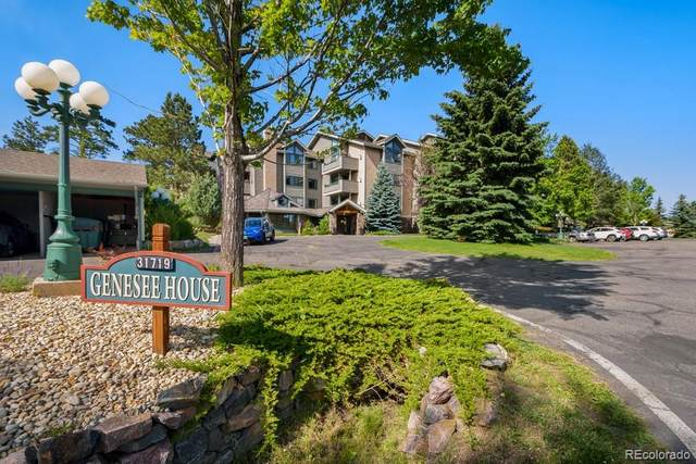 31719 Rocky Village Drive #404, Evergreen, CO 80439 (#4326641) :: The DeGrood Team