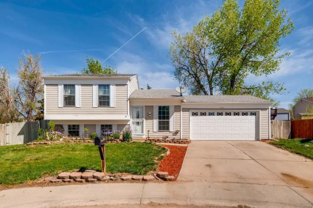 1652 Fundy Way, Aurora, CO 80011 (#4326895) :: The Pete Cook Home Group