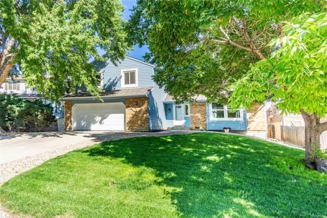 16989 E Berry Avenue, Centennial, CO 80015 (MLS #4326902) :: 8z Real Estate