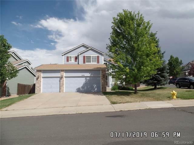5696 S Wenatchee Street, Aurora, CO 80015 (#4326982) :: Peak Properties Group