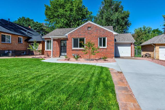 2649 S York Street, Denver, CO 80210 (MLS #4327065) :: Bliss Realty Group