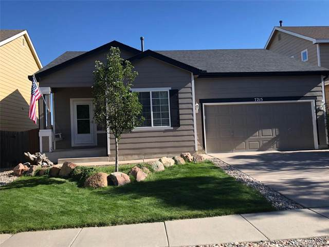 7215 Amber Ridge Drive, Colorado Springs, CO 80922 (#4327102) :: HomeSmart Realty Group