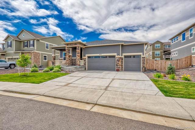 4978 E 142nd Avenue, Thornton, CO 80602 (#4327176) :: James Crocker Team