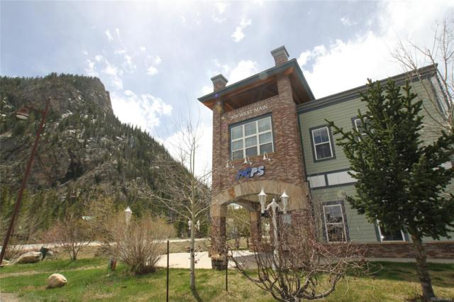 301 W 400 MAIN ST Street, Frisco, CO 80443 (#4327334) :: Sellstate Realty Pros