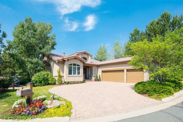 2506 Tournament Drive, Castle Rock, CO 80108 (#4327481) :: Bring Home Denver