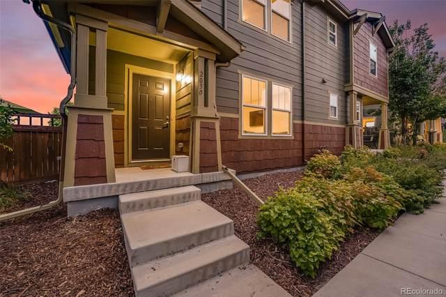 2050 Spruce Street, Denver, CO 80238 (#4327857) :: milehimodern