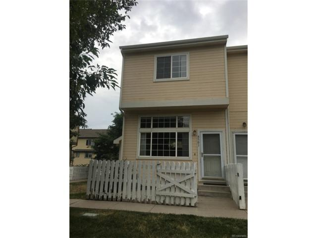 8199 Welby Road #4501, Thornton, CO 80229 (MLS #4329521) :: 8z Real Estate