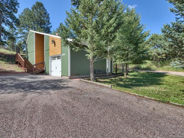 417 W Columbine Avenue, Woodland Park, CO 80863 (MLS #4329564) :: 8z Real Estate