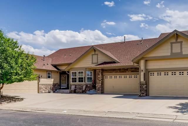 23600 E Jamison Place, Aurora, CO 80016 (#4329618) :: Compass Colorado Realty