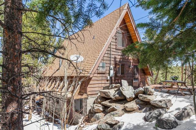 9025 Jill Drive, Conifer, CO 80433 (#4329861) :: The Artisan Group at Keller Williams Premier Realty