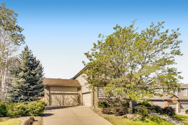 7101 Mountain Brush Circle, Highlands Ranch, CO 80130 (#4330323) :: Own-Sweethome Team