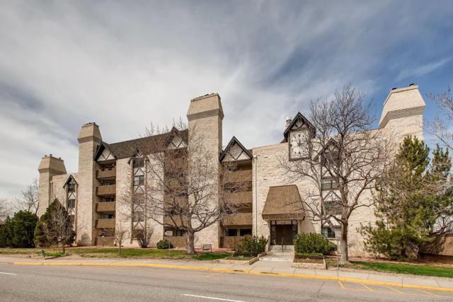 7255 E Quincy Avenue #107, Denver, CO 80237 (MLS #4330985) :: Keller Williams Realty