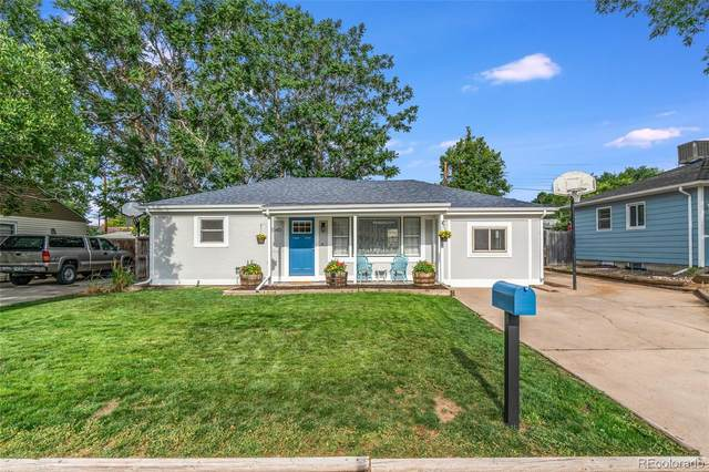 5140 S Logan Street, Littleton, CO 80121 (#4331794) :: The Heyl Group at Keller Williams