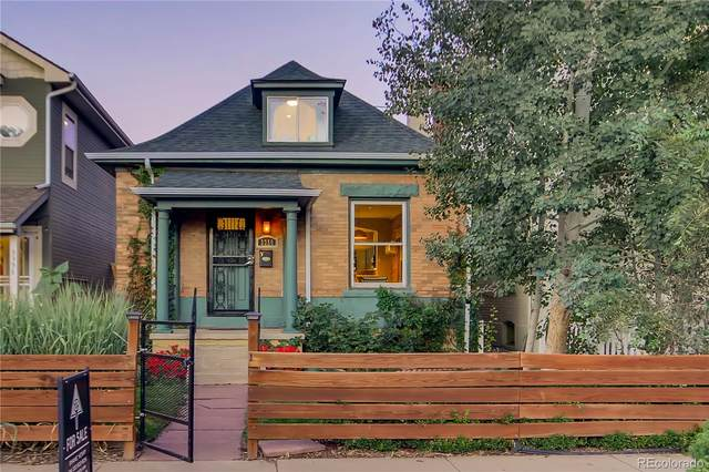3350 N Gilpin Street, Denver, CO 80205 (MLS #4332120) :: Neuhaus Real Estate, Inc.