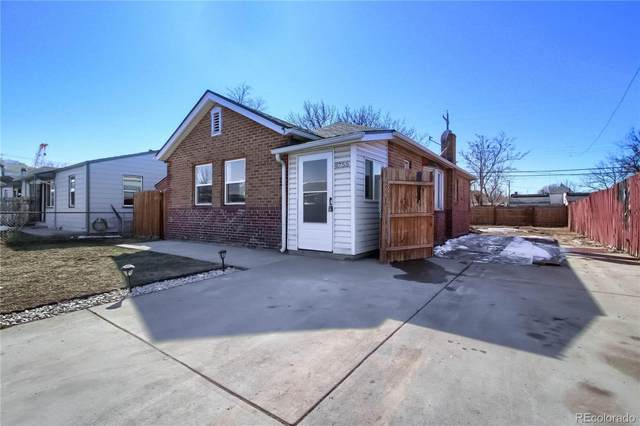 4755 Claude Court, Denver, CO 80216 (#4332441) :: James Crocker Team