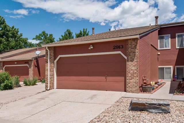 2913 W Bryant Circle, Littleton, CO 80120 (#4332799) :: The Healey Group
