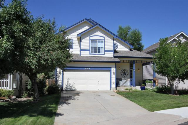 16213 White Hawk Drive, Parker, CO 80134 (#4333570) :: House Hunters Colorado