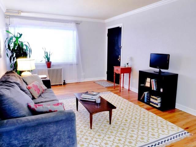 1481 Ash Street #5, Denver, CO 80220 (MLS #4333647) :: Kittle Real Estate