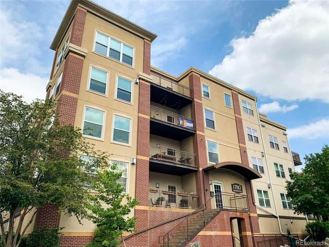 1780 Washington Street #101, Denver, CO 80203 (#4333708) :: Kimberly Austin Properties