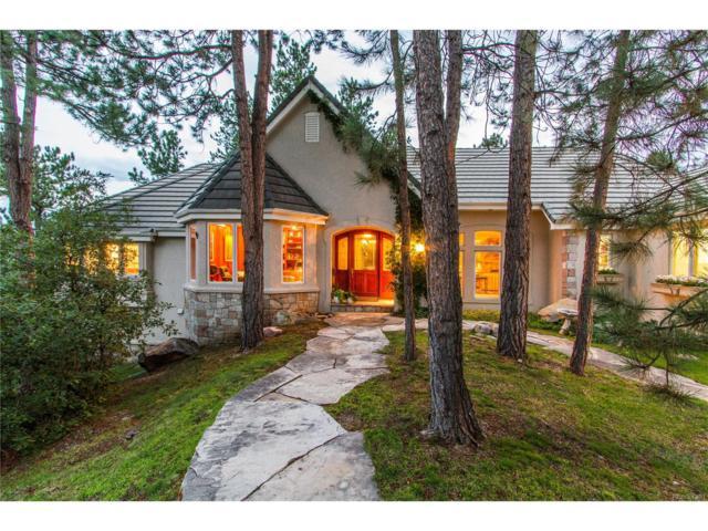 56 Glenalla Place, Castle Rock, CO 80108 (MLS #4333749) :: 8z Real Estate