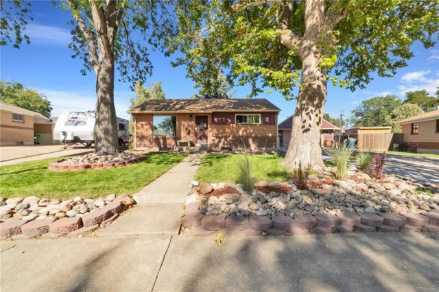 7946 Cyd Drive, Denver, CO 80221 (#4333918) :: The Peak Properties Group