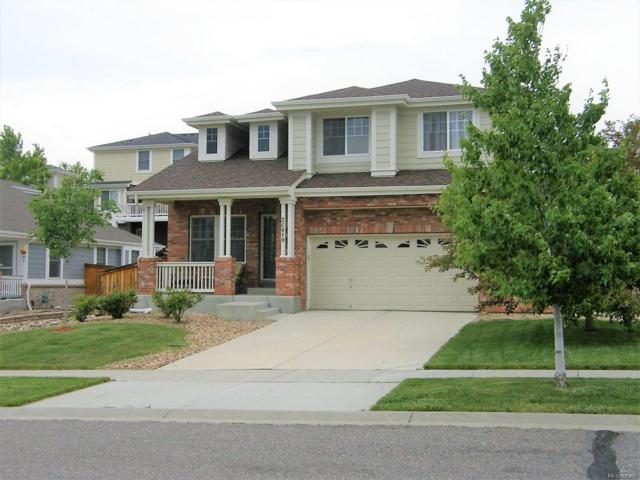 20419 E Doane Drive, Aurora, CO 80013 (#4333929) :: Wisdom Real Estate