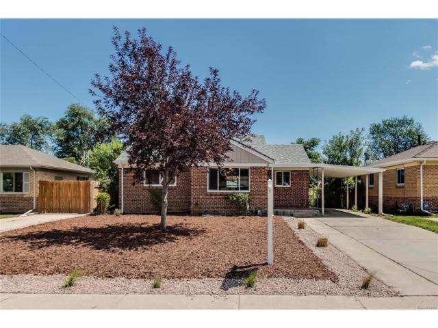 2806 Pontiac Street, Denver, CO 80207 (#4334253) :: Wisdom Real Estate