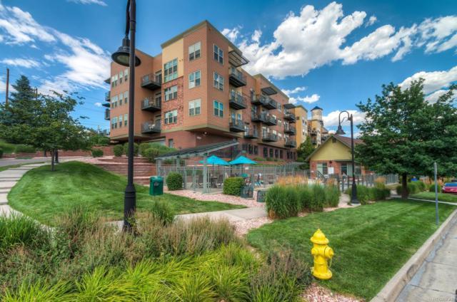 7931 W 55th Avenue #304, Arvada, CO 80002 (MLS #4334454) :: 8z Real Estate