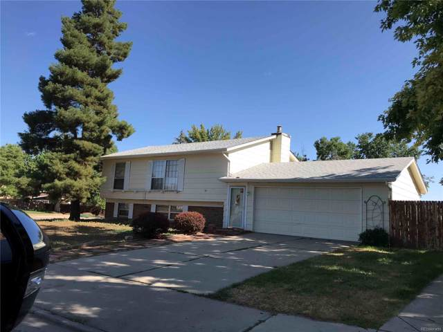 3232 S Holland Way, Lakewood, CO 80227 (#4334643) :: The DeGrood Team