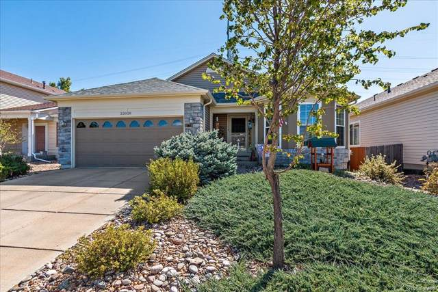 22028 Hill Gail Way, Parker, CO 80138 (#4335071) :: The Healey Group