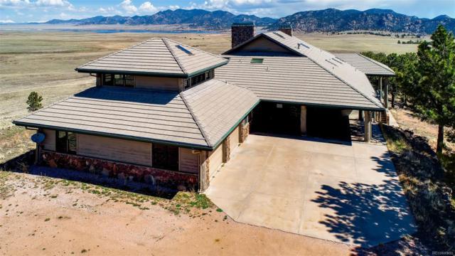 5681 Co Road 59, Guffey, CO 80820 (MLS #4335143) :: 8z Real Estate