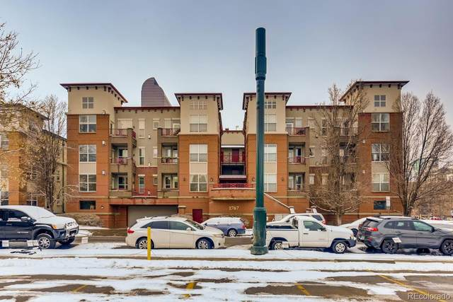 1767 Pearl Street #103, Denver, CO 80203 (#4335152) :: Hudson Stonegate Team