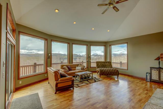 1150 Platte River Drive, Fairplay, CO 80440 (#4335330) :: The City and Mountains Group