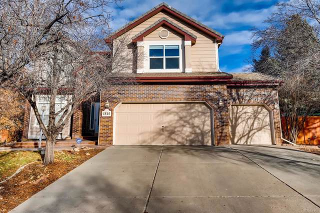 4840 Shadow Ridge Road, Castle Rock, CO 80109 (#4335379) :: The Dixon Group