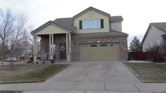 19558 E 58th Circle, Aurora, CO 80019 (MLS #4335669) :: 8z Real Estate