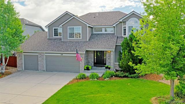 329 Wyss Street, Johnstown, CO 80534 (#4335704) :: The DeGrood Team