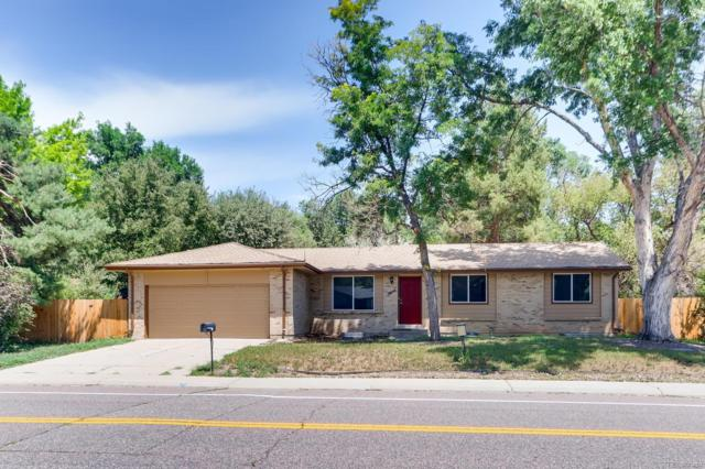 11963 W 71st Avenue, Arvada, CO 80004 (#4336082) :: The Healey Group