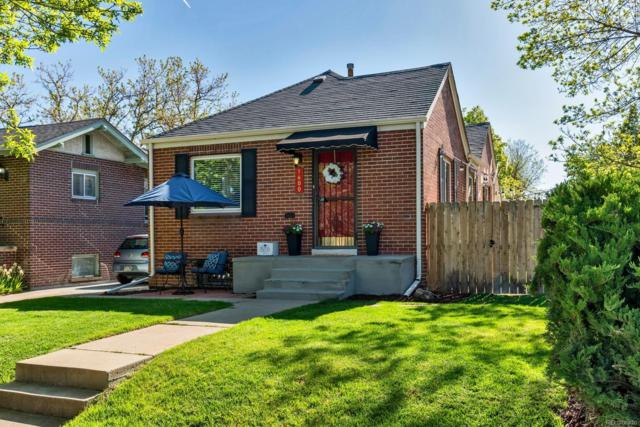1600 Bellaire Street, Denver, CO 80220 (#4336293) :: The Healey Group