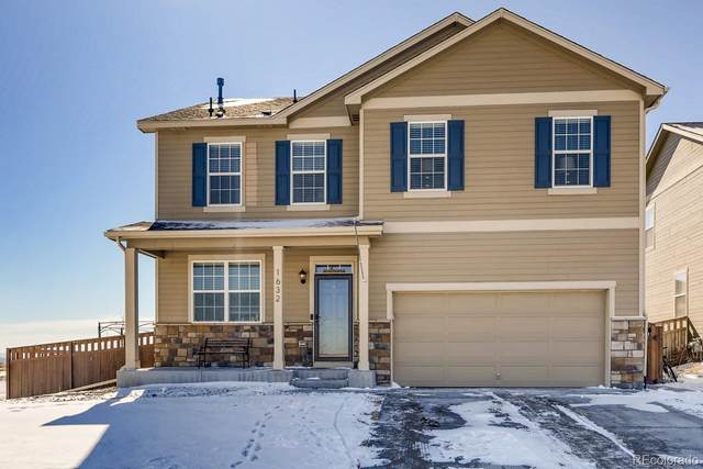 1632 Ruby Avenue, Lochbuie, CO 80603 (#4336380) :: The Colorado Foothills Team   Berkshire Hathaway Elevated Living Real Estate