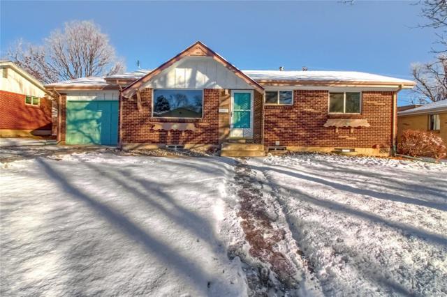 7743 W Iowa Drive, Lakewood, CO 80232 (#4336626) :: My Home Team