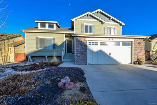 427 Frontier Lane, Johnstown, CO 80534 (#4336849) :: The Heyl Group at Keller Williams