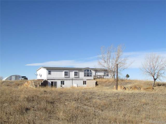 66920 E County Road 10, Byers, CO 80103 (MLS #4336941) :: 8z Real Estate