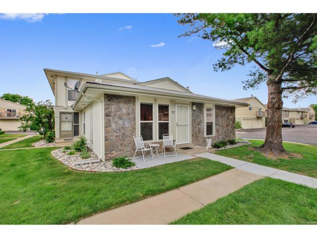 1250 S Monaco Parkway #37, Denver, CO 80224 (MLS #4336960) :: 8z Real Estate
