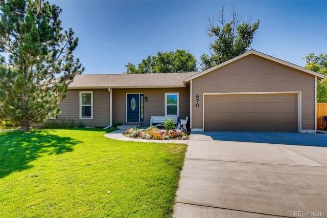 670 W Locust Court, Louisville, CO 80027 (MLS #4336986) :: 8z Real Estate